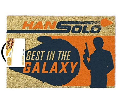 New Solo Movie Best In The Galaxy Door Mat now available on Amazon.com
