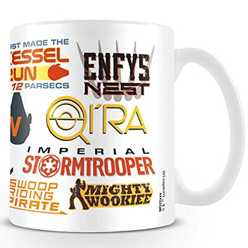 New Solo Movie Bumper Stickers Mug available on Amazon.com