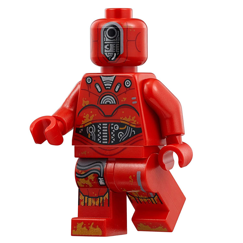 Solo: ASWS Kessel Operations Droid Lego Mini Figure