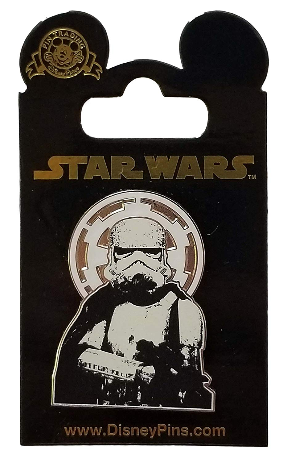 Solo: ASWS Imperial Stormtrooper (Mimban) Disney Pin