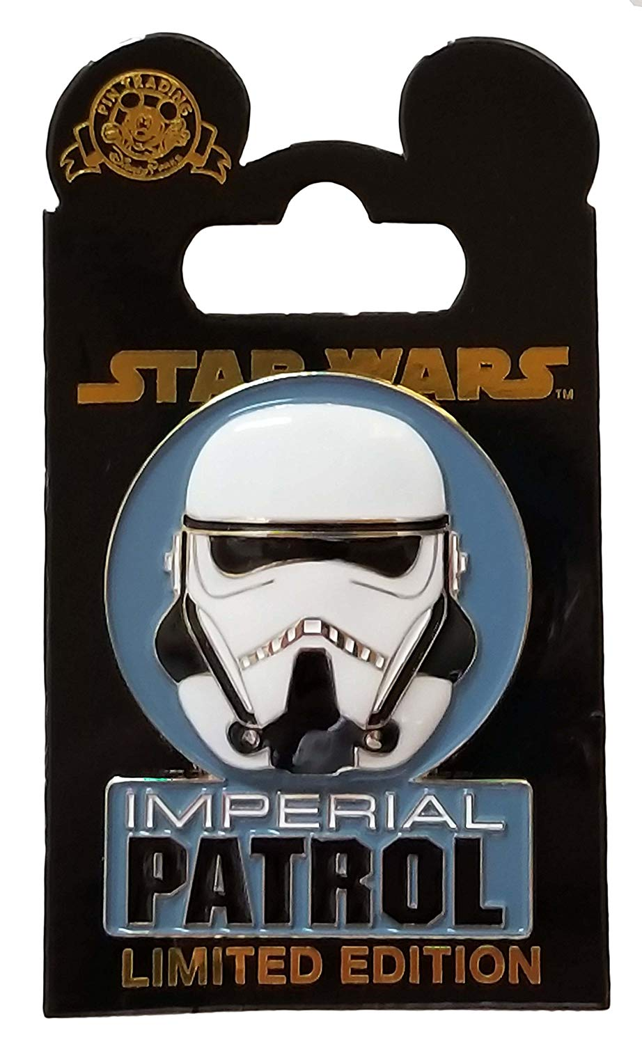 Solo: ASWS Imperial Patrol Trooper Disney Pin