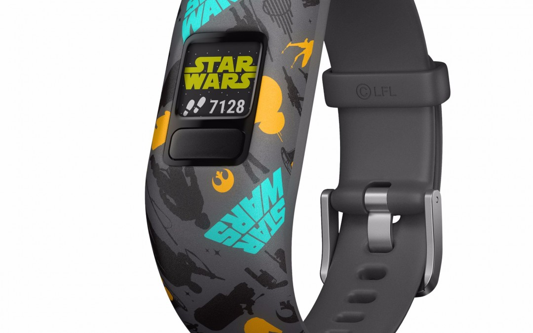 New Last Jedi Resistance Vivofit Jr. 2 Accessory Band available on Walmart.com