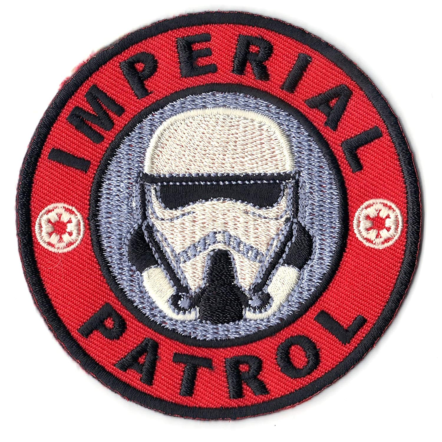 Solo: ASWS Imperial Patrol Trooper Embroidered Iron-On Patch 2
