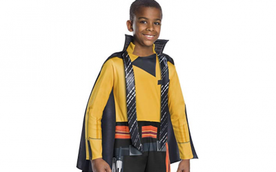 New Solo Movie Large Child's Costume Rundown!