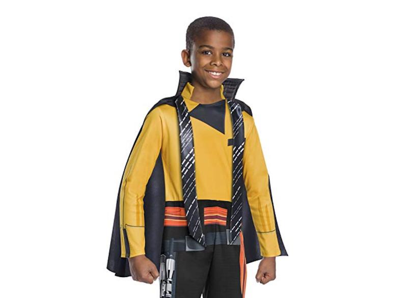 New Solo Movie Medium Child's Costume Rundown!