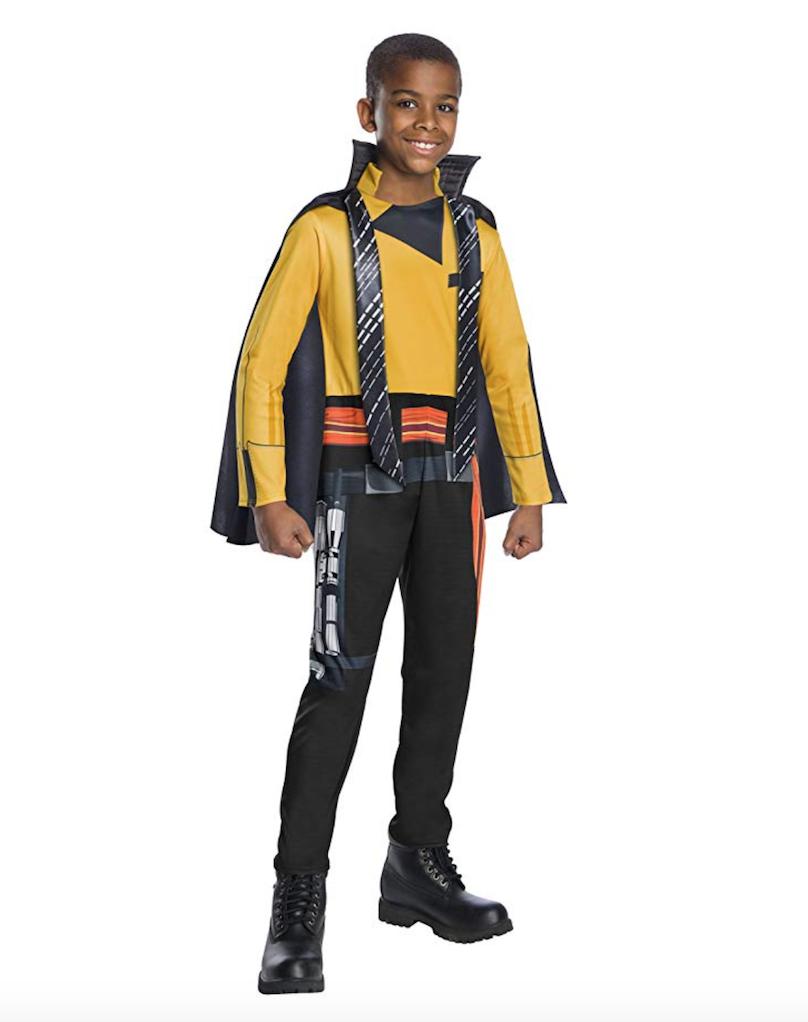 Solo: ASWS Medium Costume LC