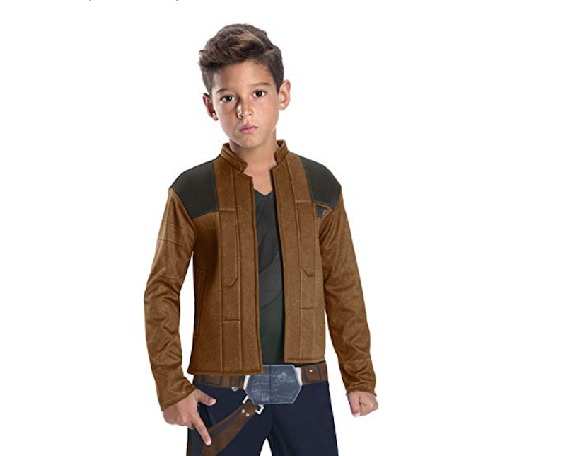 New Solo Movie Han Solo Small Child's Unisex Costume available