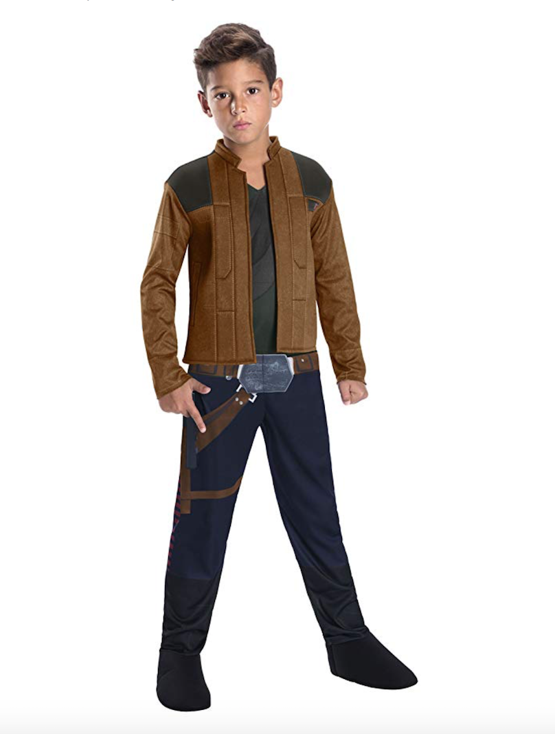 Solo: ASWS Han Solo Small Child's Unisex Costume