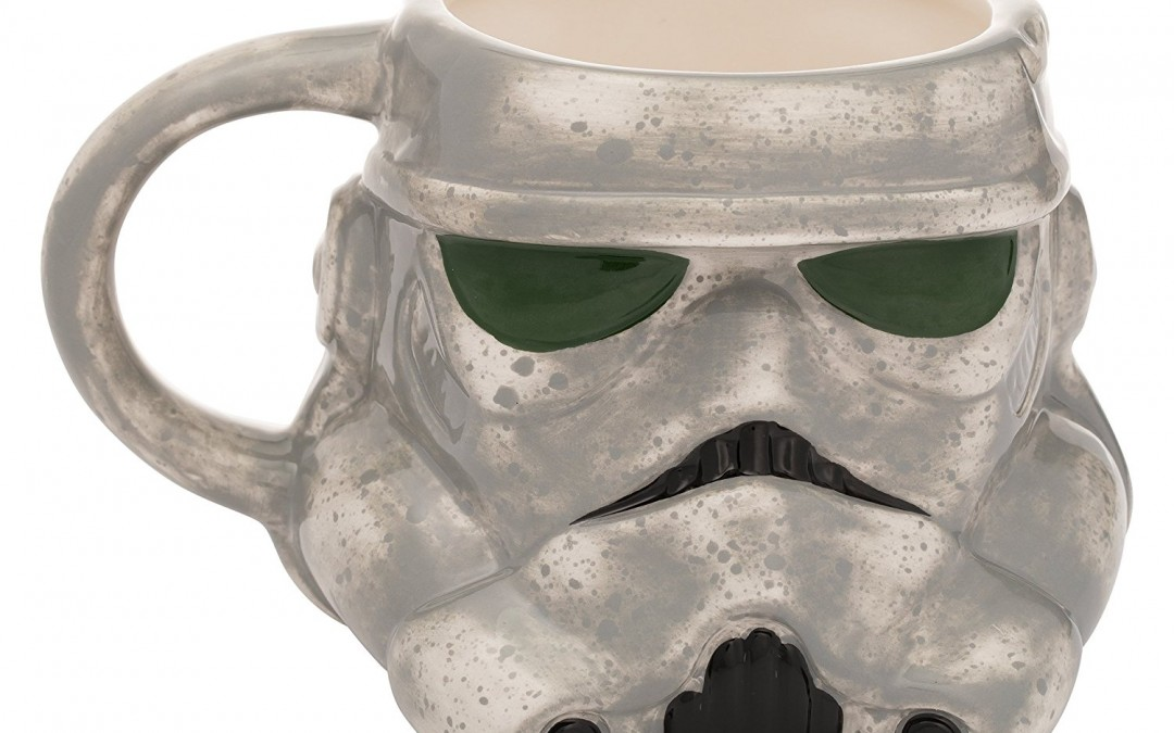 New Solo Movie Imperial Mud Trooper Ceramic Soup Coffee Mug Cup available on Walmart.com