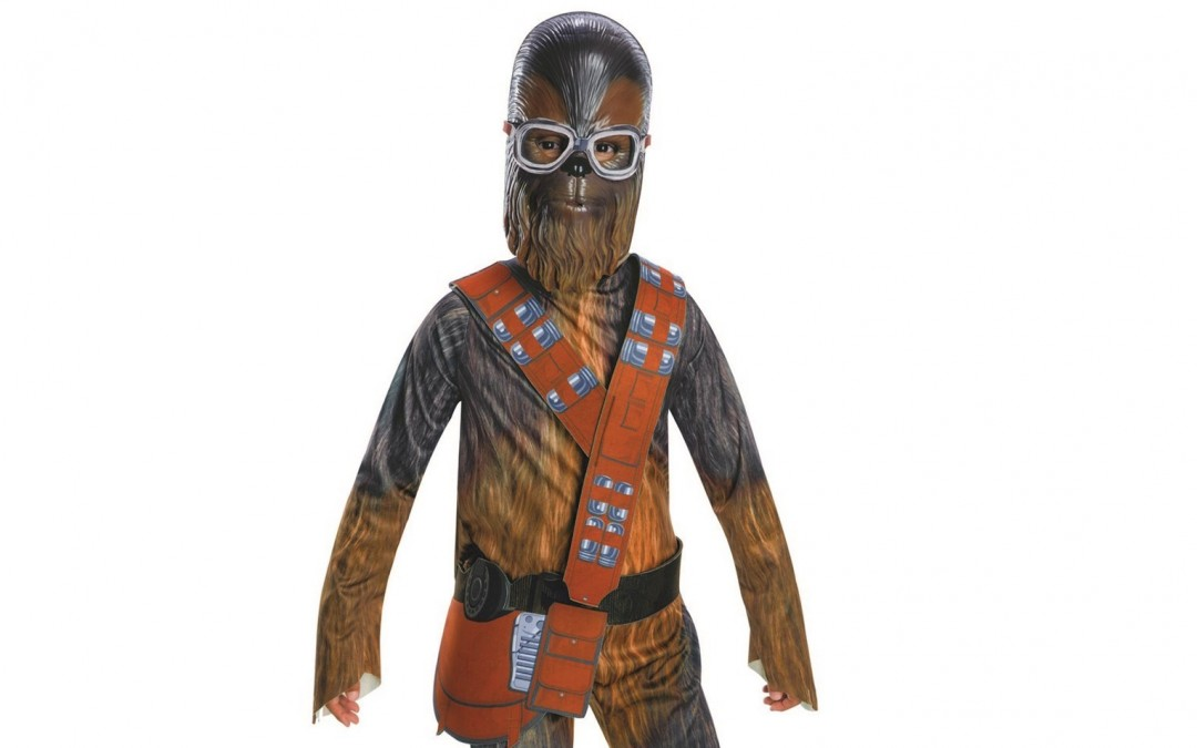 New Solo Movie Chewbacca Boys Costume available on Walmart.com