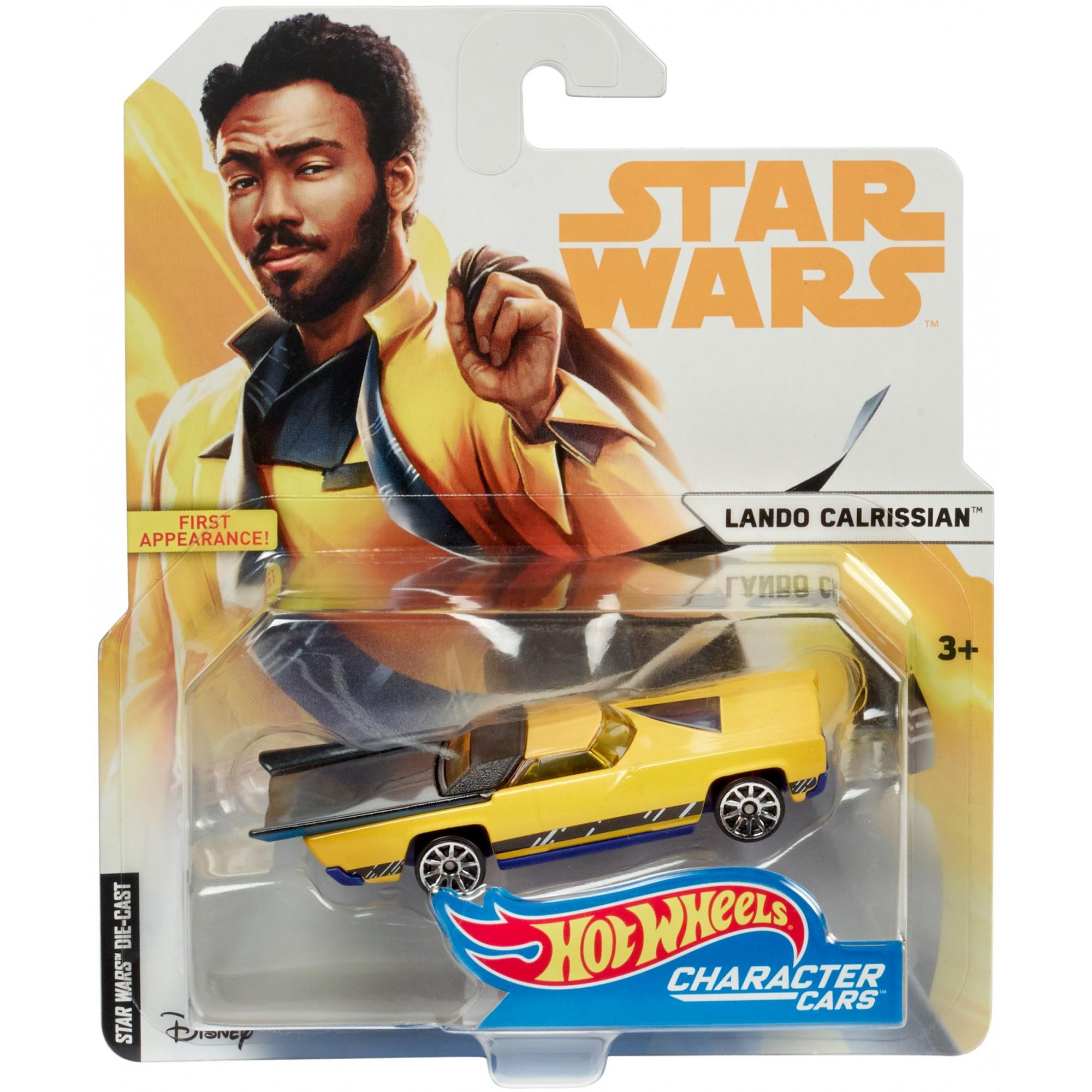 Solo: ASWS HW Lando Calrissian Character Car 1