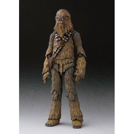 Solo: ASWS Chewbacca S.H. Figuarts Figure 2