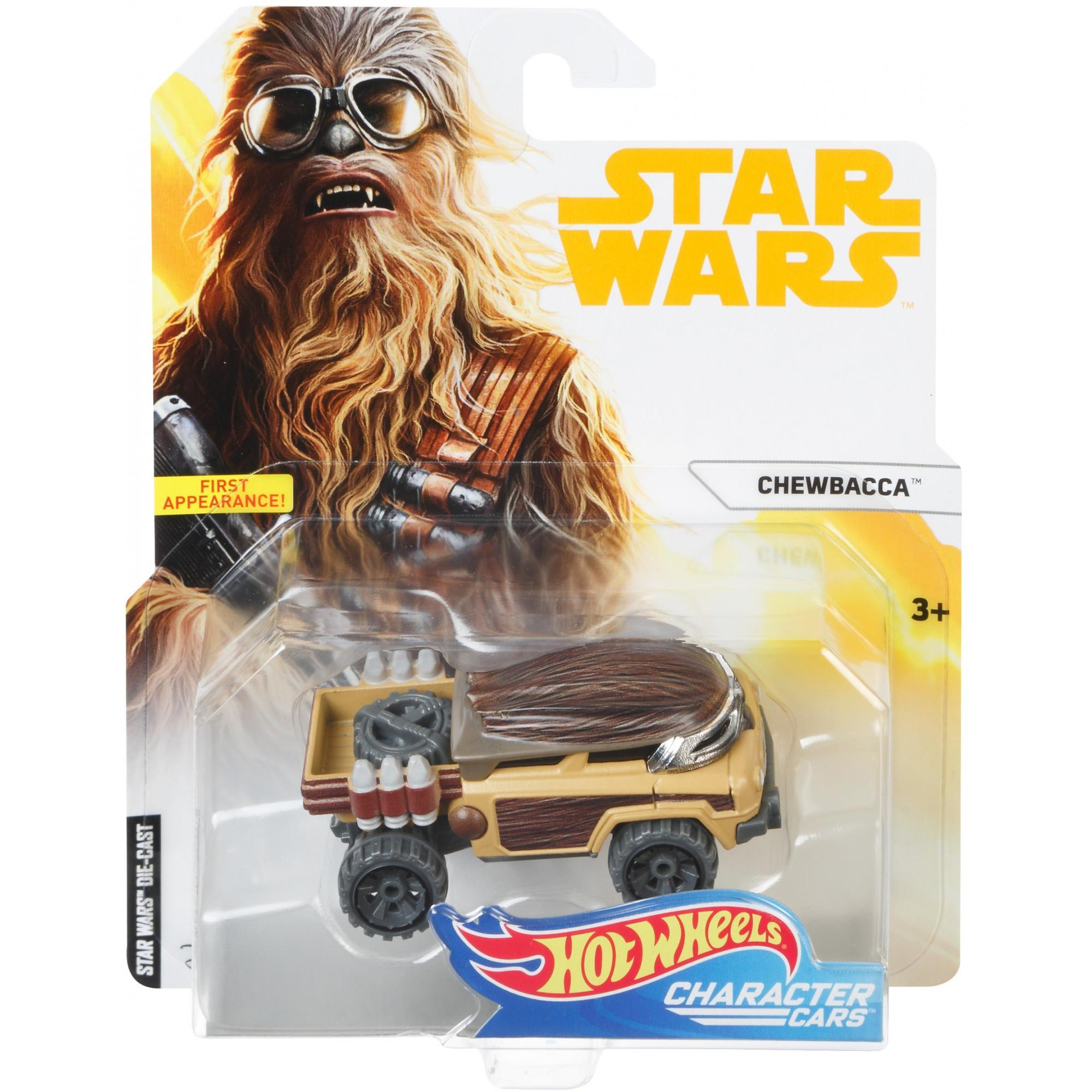 Solo: ASWS HW Chewbacca Character Car 1