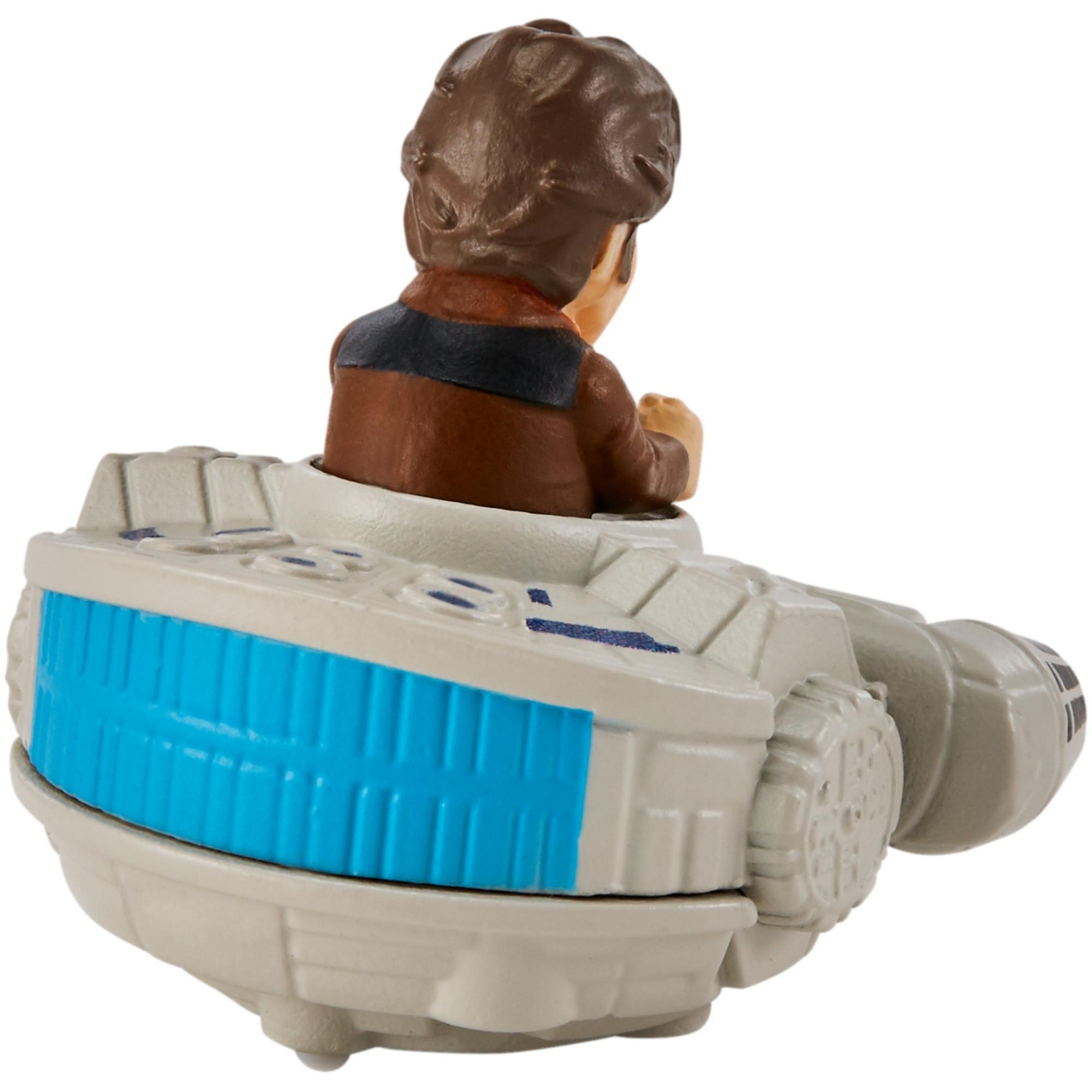 Solo: ASWS Han Solo Millennium Falcon Battle Roller Toy 3