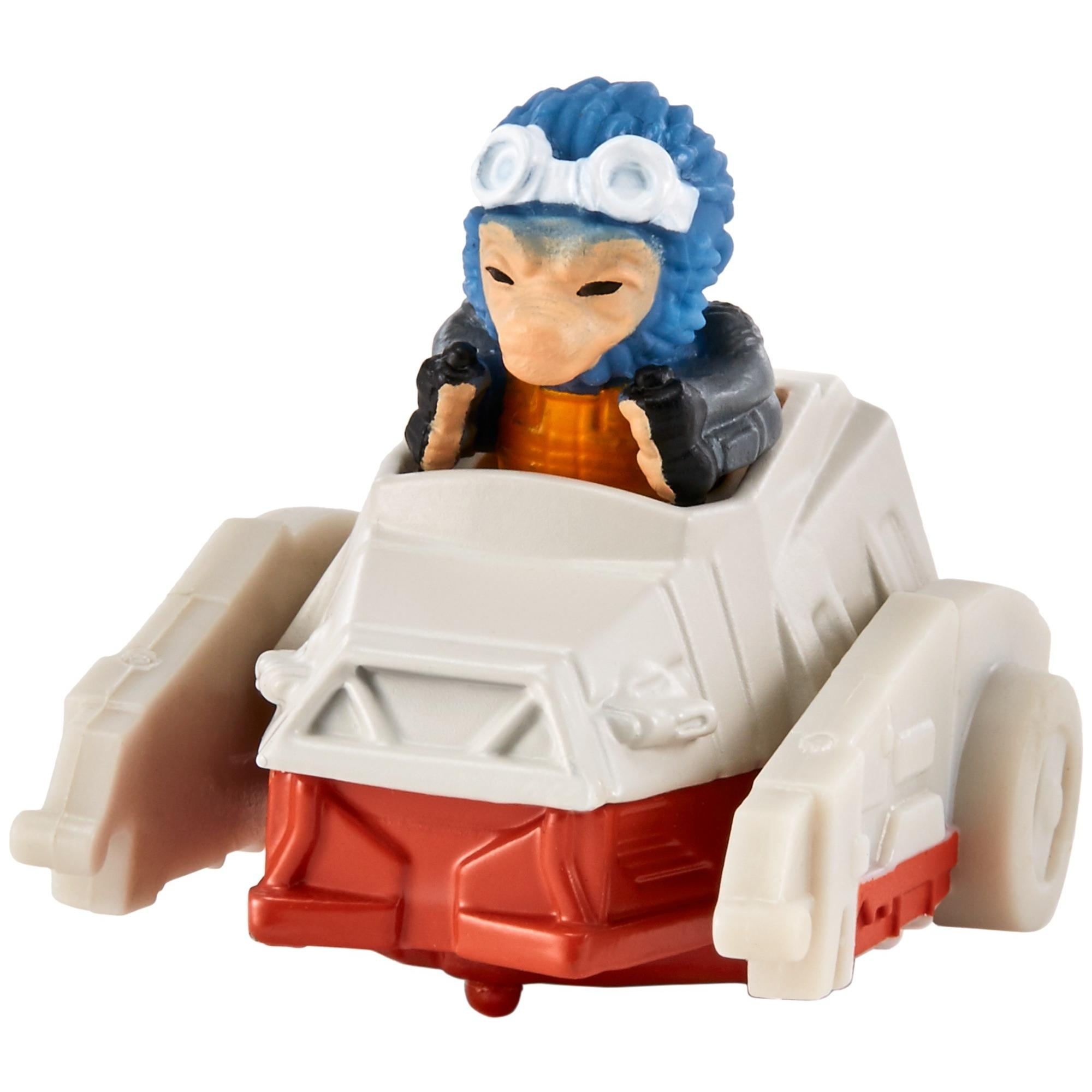 Solo: ASWS Rio Monkey, Quad Hauler Battle Roller Toy 2