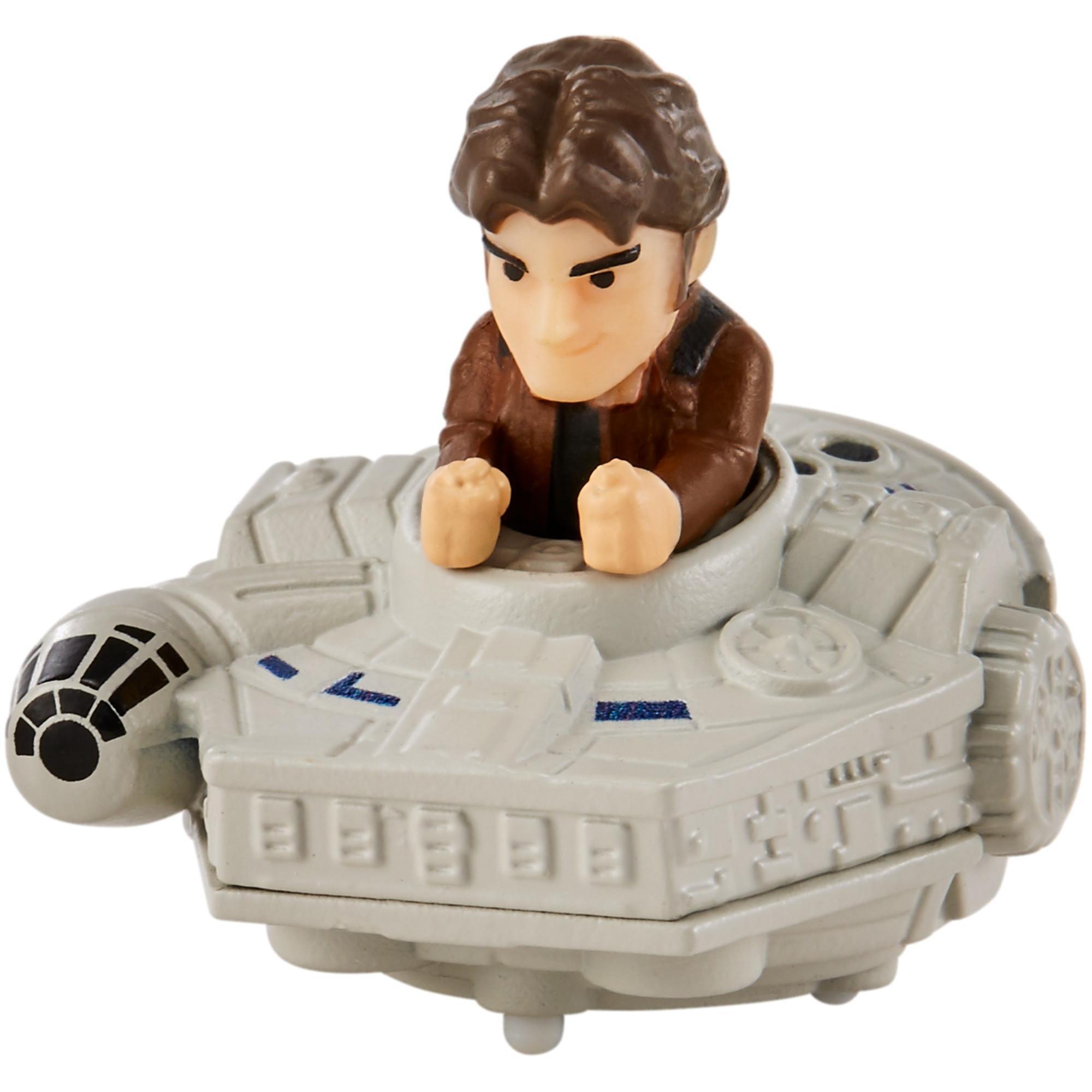 Solo: ASWS Han Solo Millennium Falcon Battle Roller Toy 2