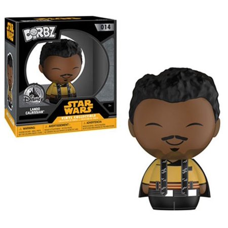 New Solo Movie Funko Pop! Lando Calrissian Dorbz Vinyl Figure available on Walmart.com