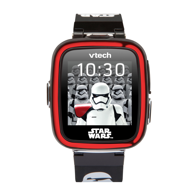 Microfiber Cloth Jb Hi Fi: New Last Jedi VTech First Order Stormtrooper Smartwatch