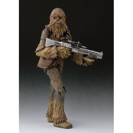 New Solo Movie Chewbacca S.H. Figuarts Figure available on Walmart.com