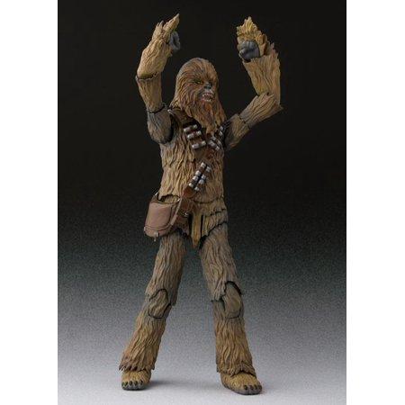 Solo: ASWS Chewbacca S.H. Figuarts Figure 3