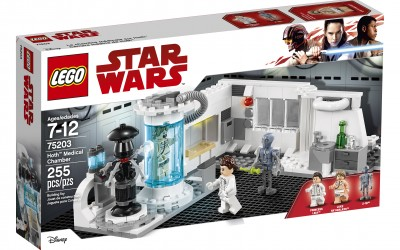 New Last Jedi (Empire Strikes Back) Hoth Medical Chamber Lego Set available on Walmart.com