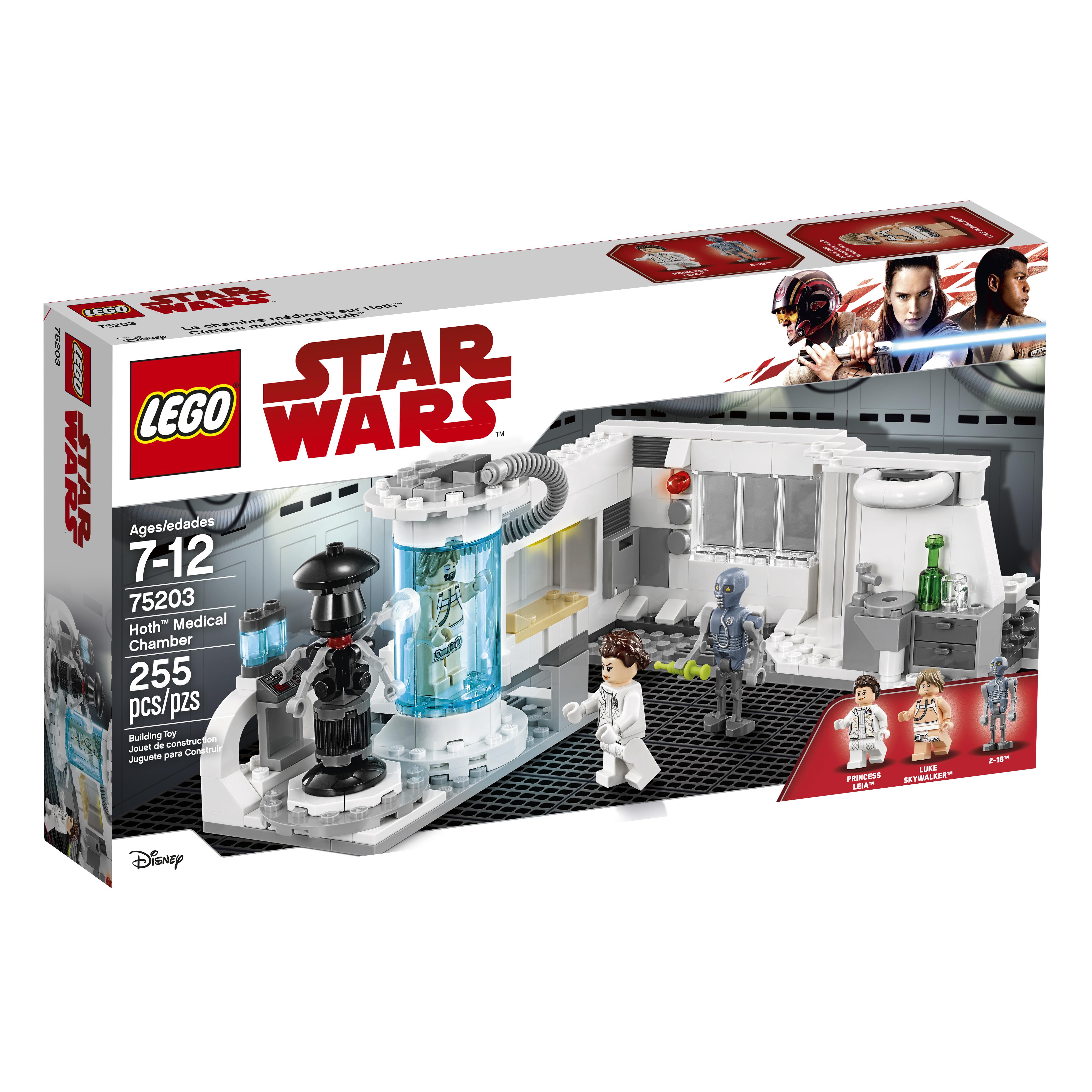 TLJ (TESB) Hoth Medical Chamber Lego Set 1