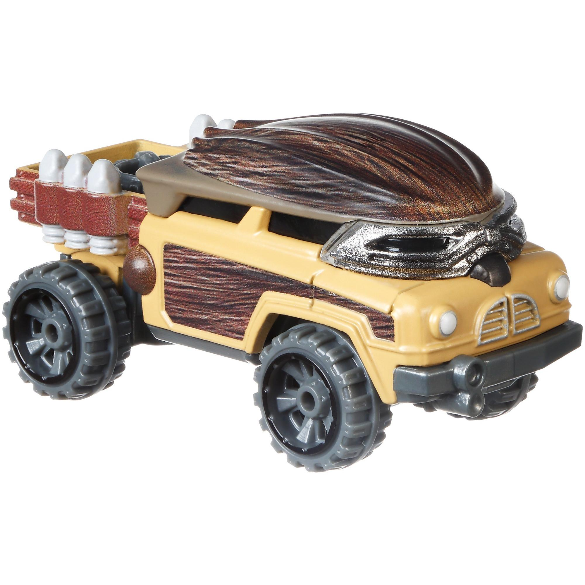 Solo: ASWS HW Chewbacca Character Car 3