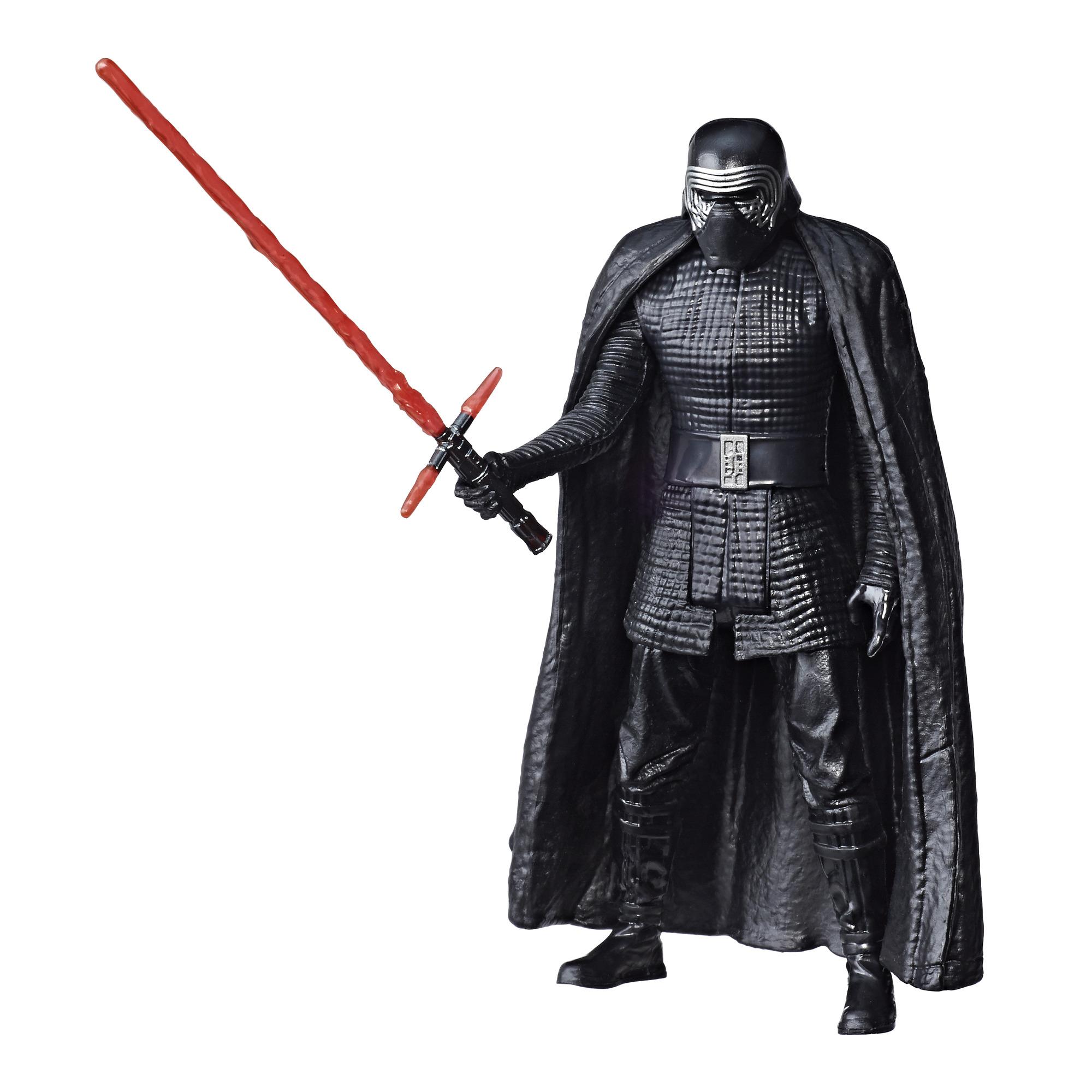 Solo: ASWS (TLJ) Force Link 2.0 Kylo Ren Figure 2
