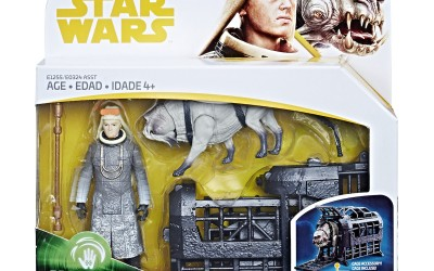 New Solo Movie Rebolt & Corellian Hound Force Link 2.0 Figure 2-Pack available on Walmart.com
