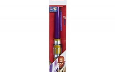 New Last Jedi (Revenge of the Sith) Mace Windu Electronic Lightsaber available on Walmart.com