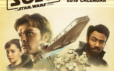 New Solo Movie 2019 Wall Calendar available on Walmart.com