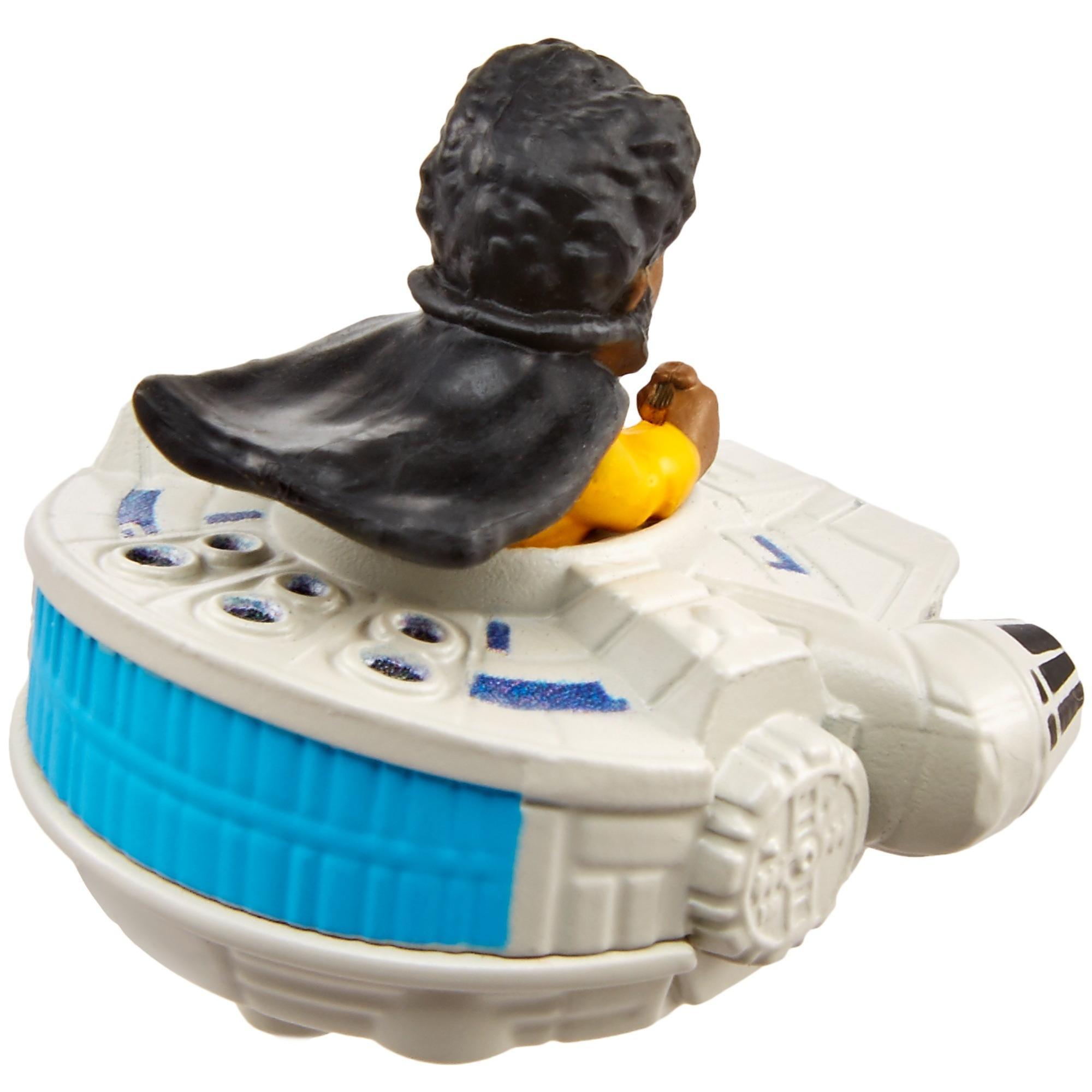 Solo: ASWS HW Lando Calrissian Battle Roller Toy 3