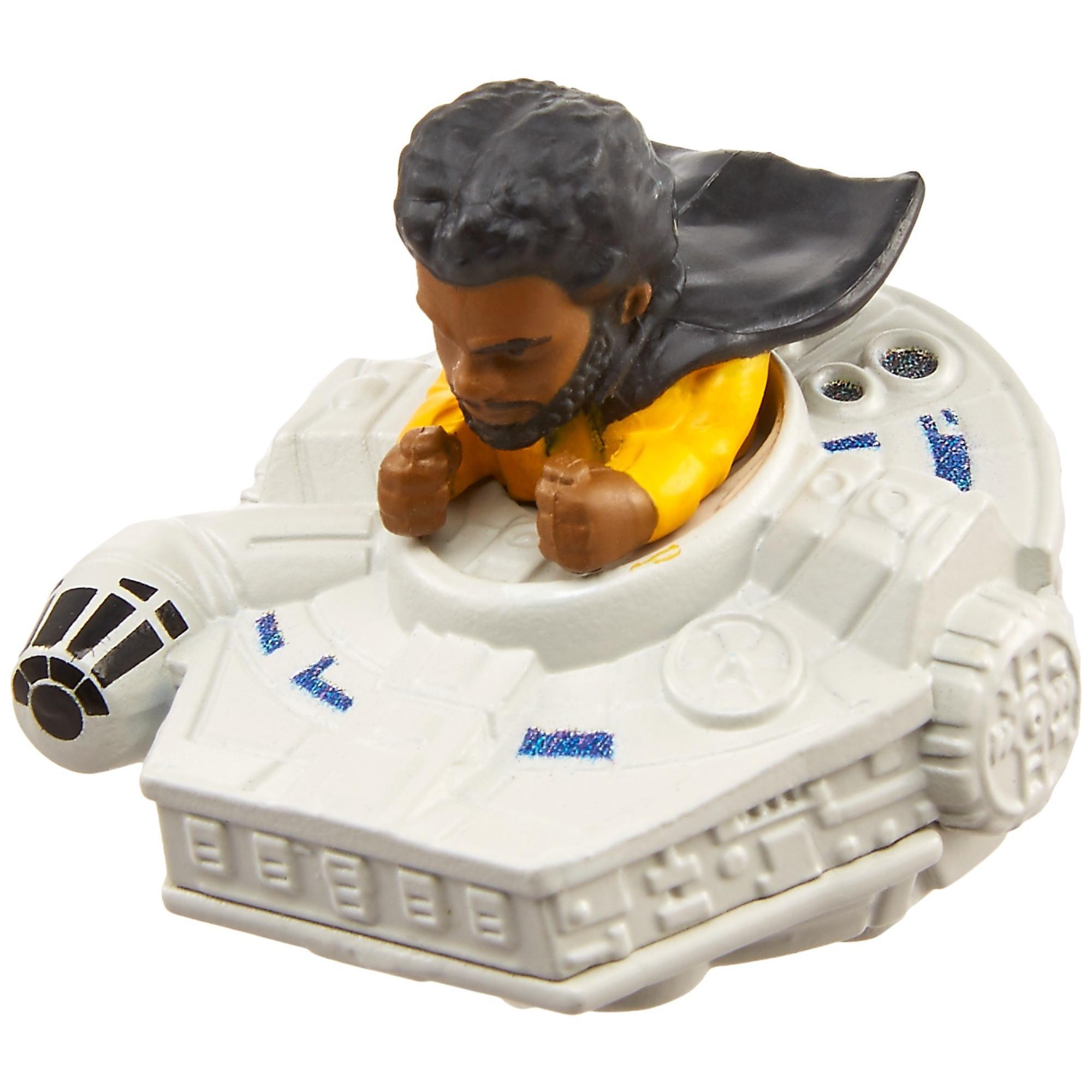 Solo: ASWS HW Lando Calrissian Battle Roller Toy 2