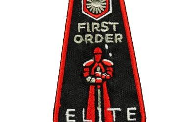 New Last Jedi Elite Praetorian Guard Iron-On Patch available on Walmart.com