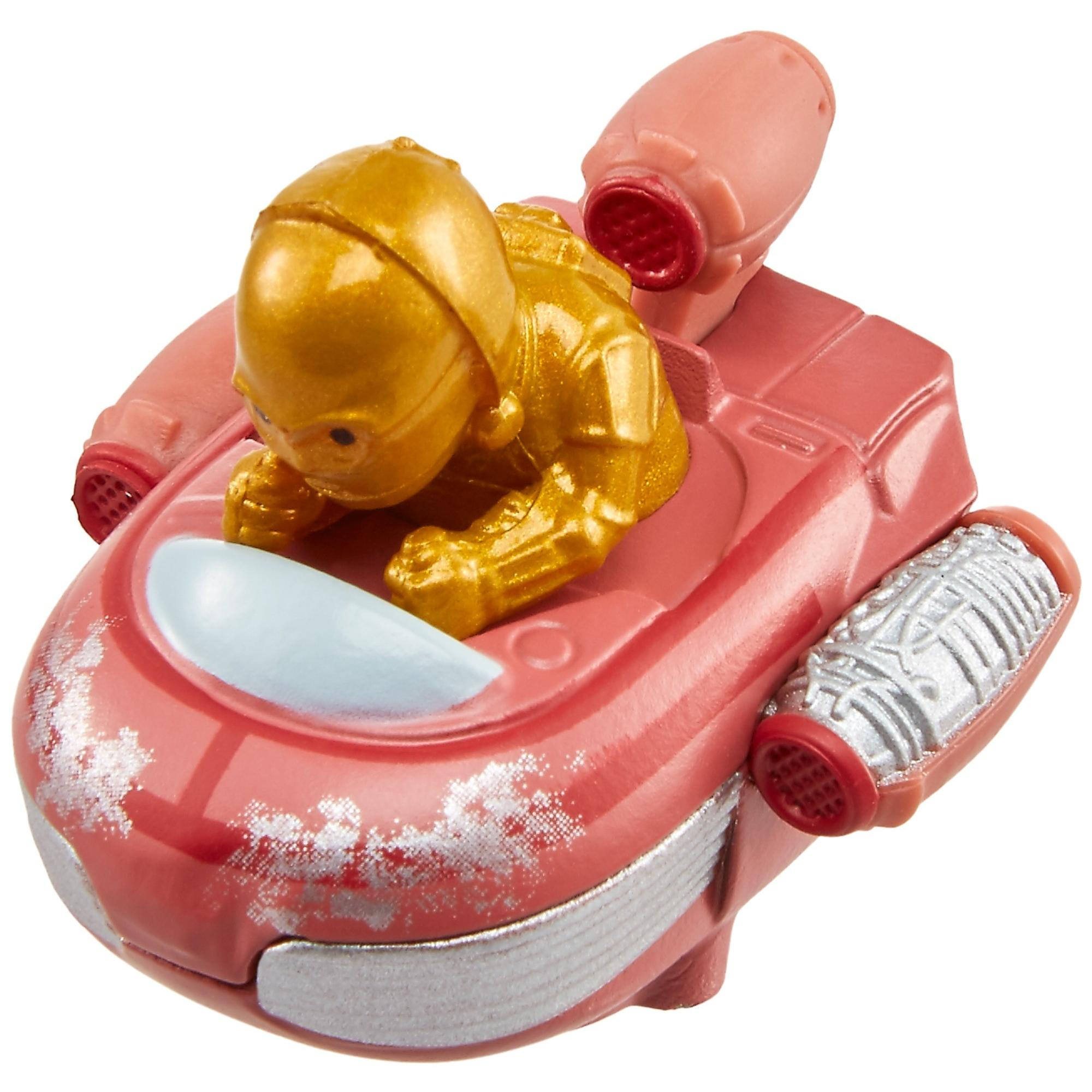Solo: ASWS (ANH) HW C-3PO Battle Roller Toy 2