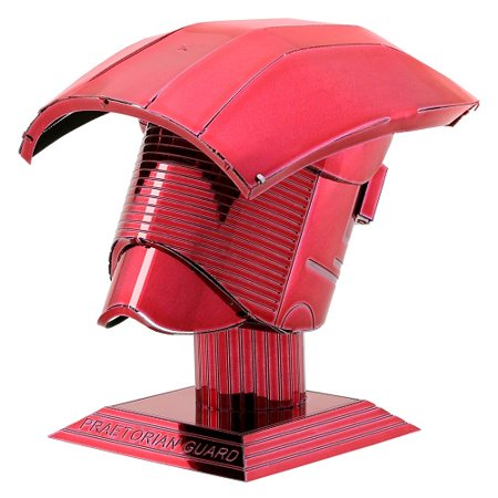 New Last Jedi Elite Praetorian Guard Helmet 3D Metal Model Kit available on Walmart.com