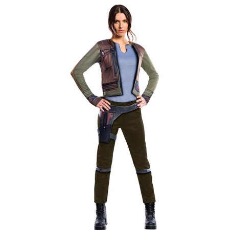Jyn Erso Adult Costume Run-Down from Rogue One: A Star Wars Story!