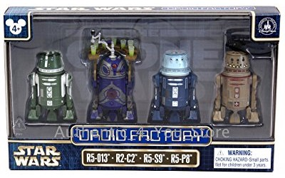 New Clone Wars Droid Factory Figure Boxed Set available on Walmart.com