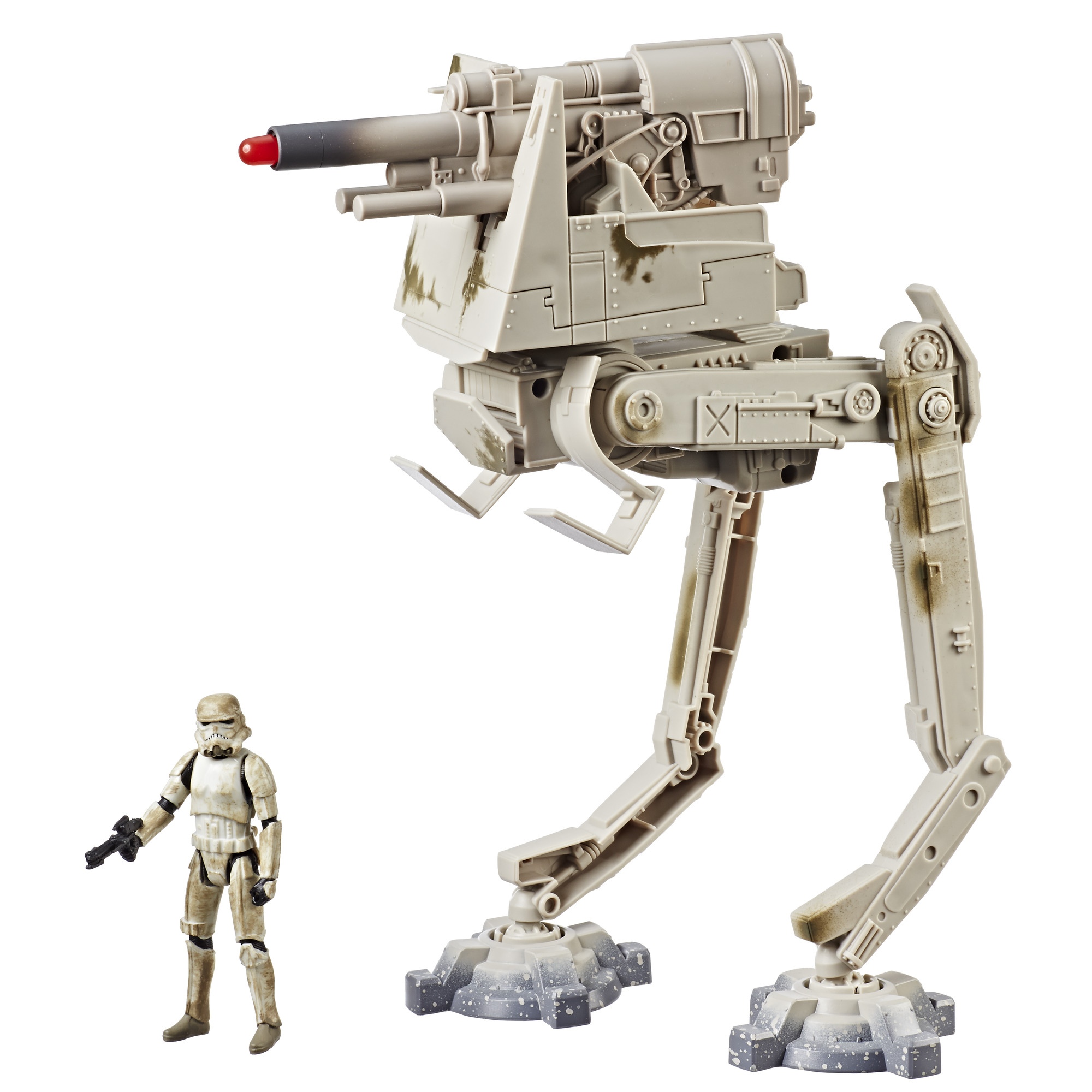 Solo: ASWS AT-DT Imperial Walker with Stormtrooper Force Link 2.0 Figure Set 2