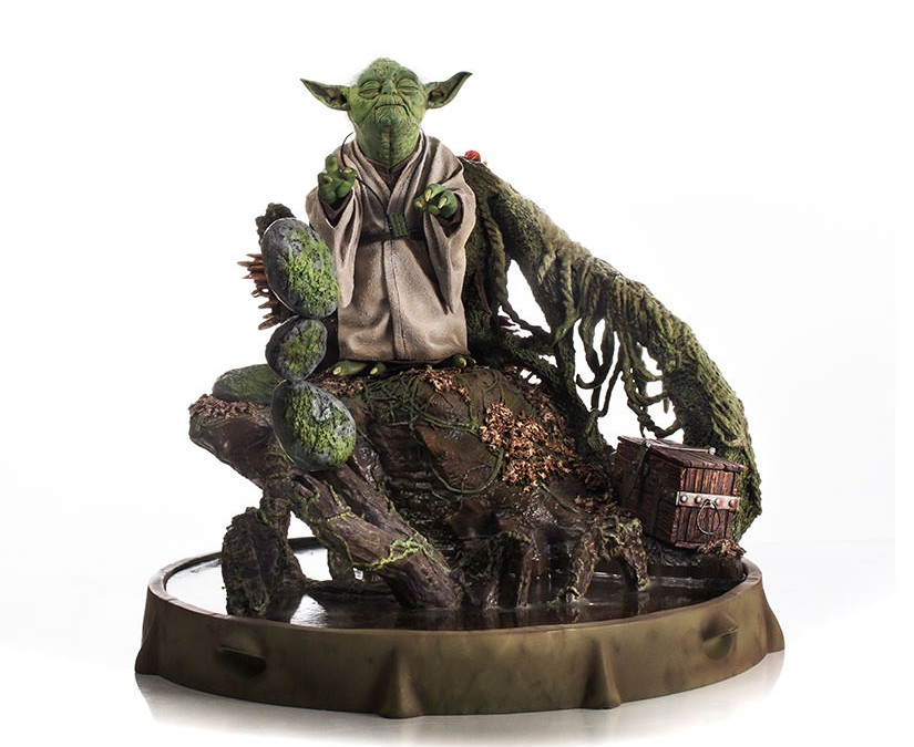 New Star Wars Yoda Statue now available for pre-order!