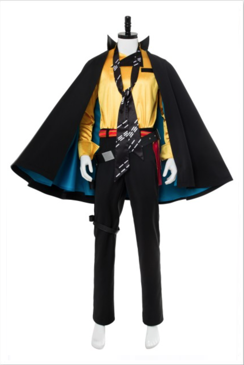 Solo: ASWS Cosplay Costume
