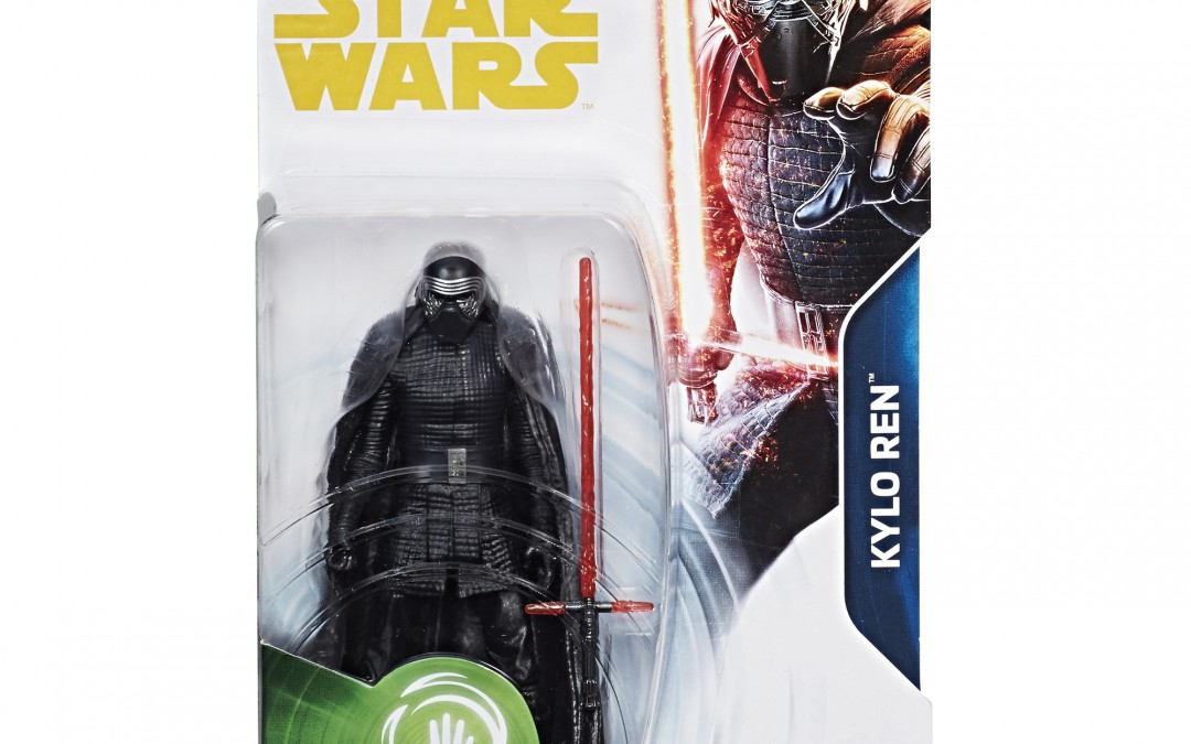 New Solo Movie (Last Jedi) Force Link 2.0 Kylo Ren Figure available on Walmart.com
