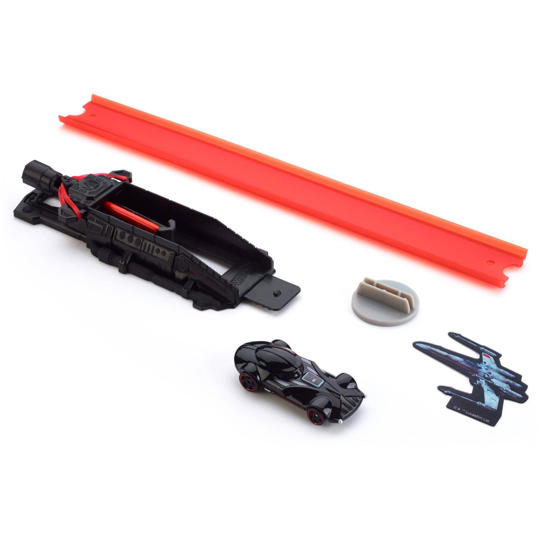 RO Hot Wheels Lightsaber Blast & Battle Launcher Set 3