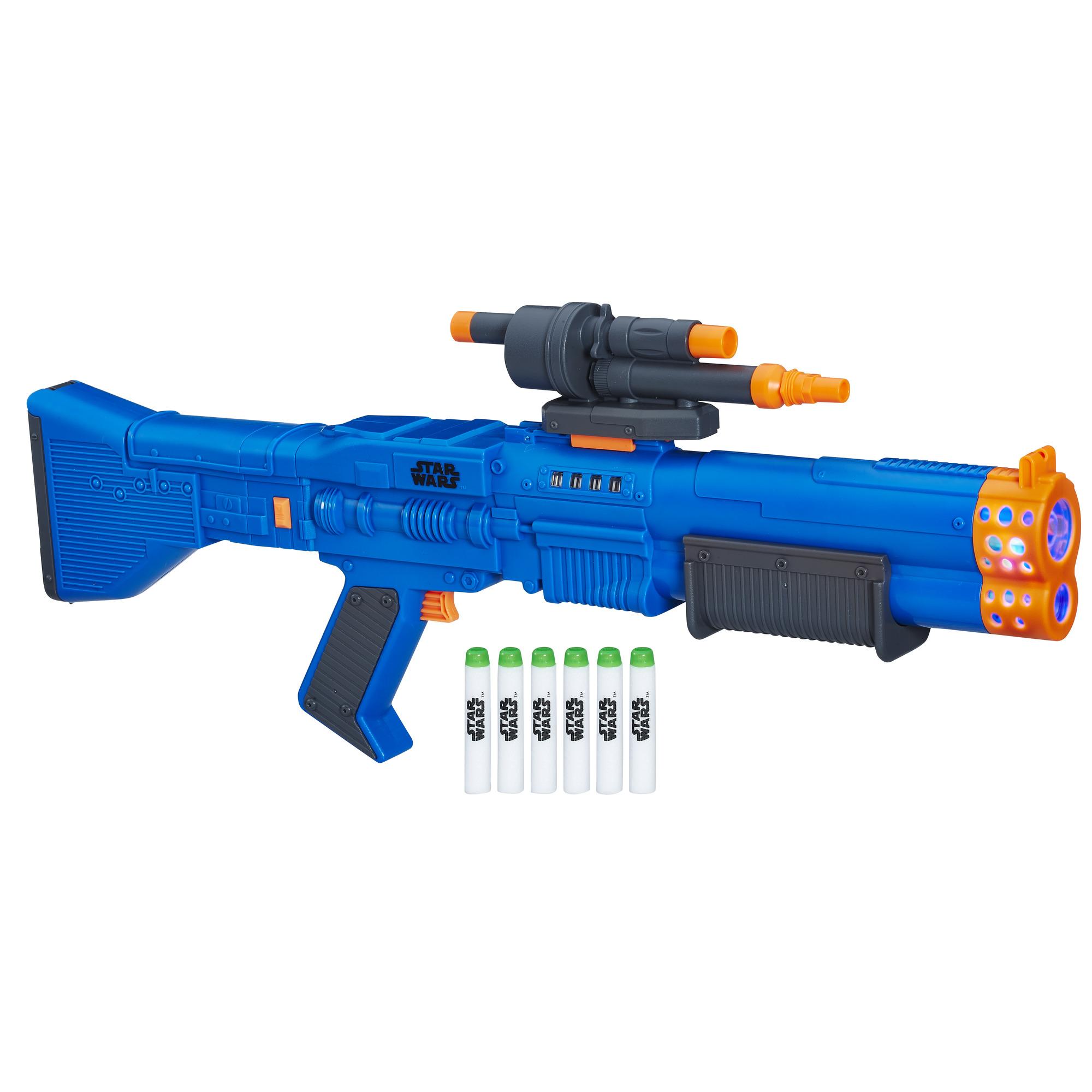 Solo: ASWS Chewbacca Nerf Blaster