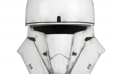 New Rogue One Imperial Tank Trooper Helmet Accessory available on Walmart.com