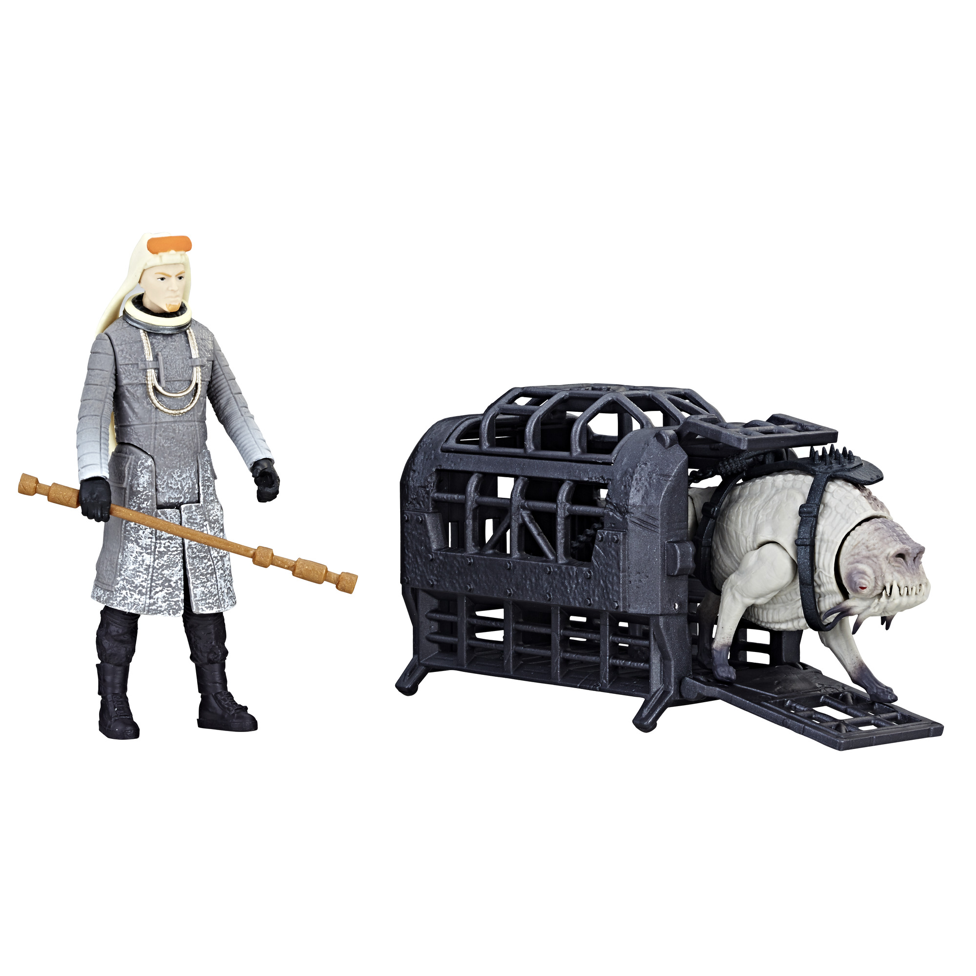 Solo: ASWS Rebolt & Corellian Hound Force Link 2.0 Figure 2-Pack 2