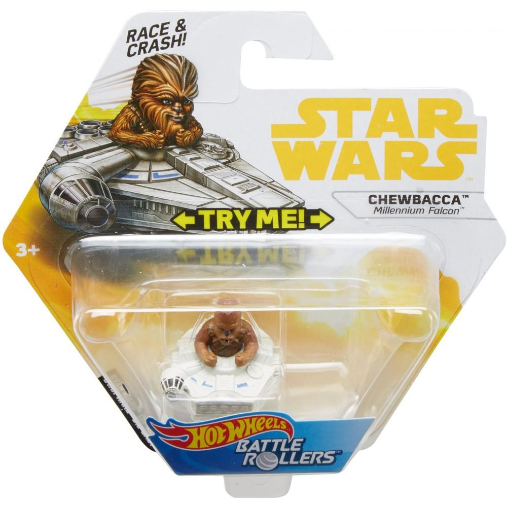 Solo: ASWS HW Chewbacca Battle Roller Toy 1