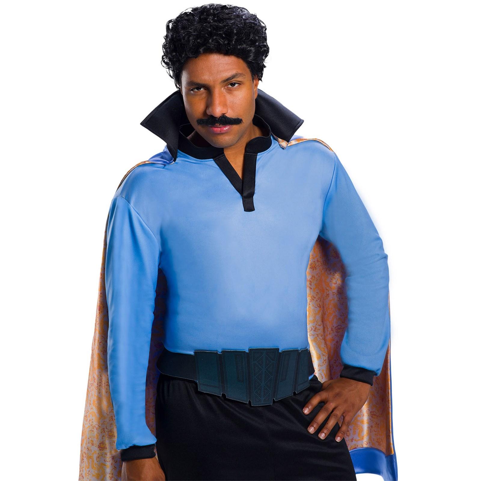 Lando Mustache and Wig Set