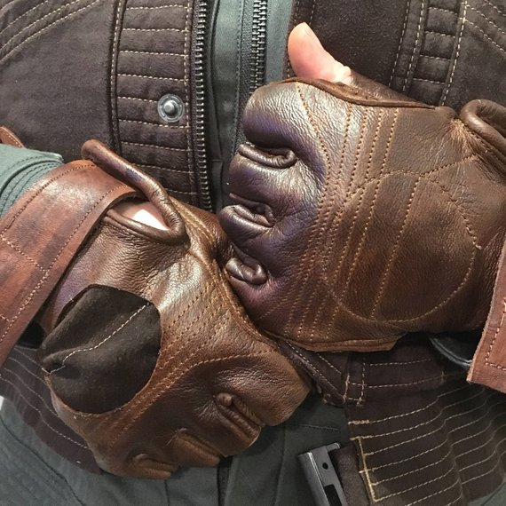 RO Jyn Erso's Leather Gloves
