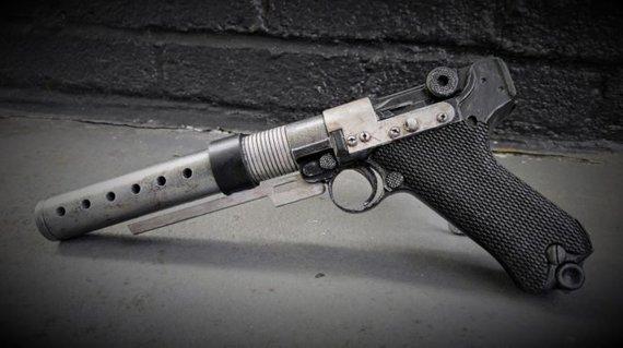 RO A180 Blaster Pistol
